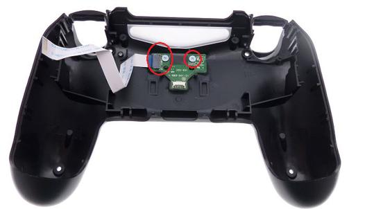 manette ps4 ne charge plus