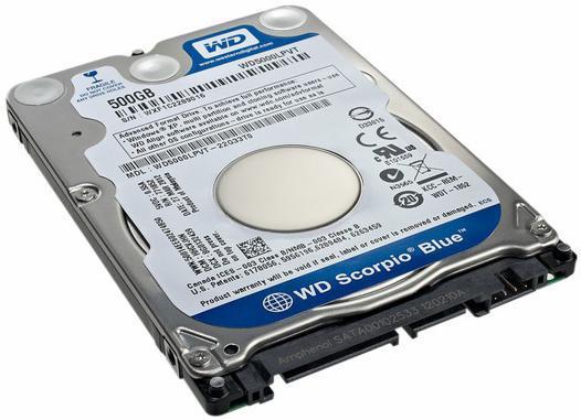 meilleur disque dur 2.5