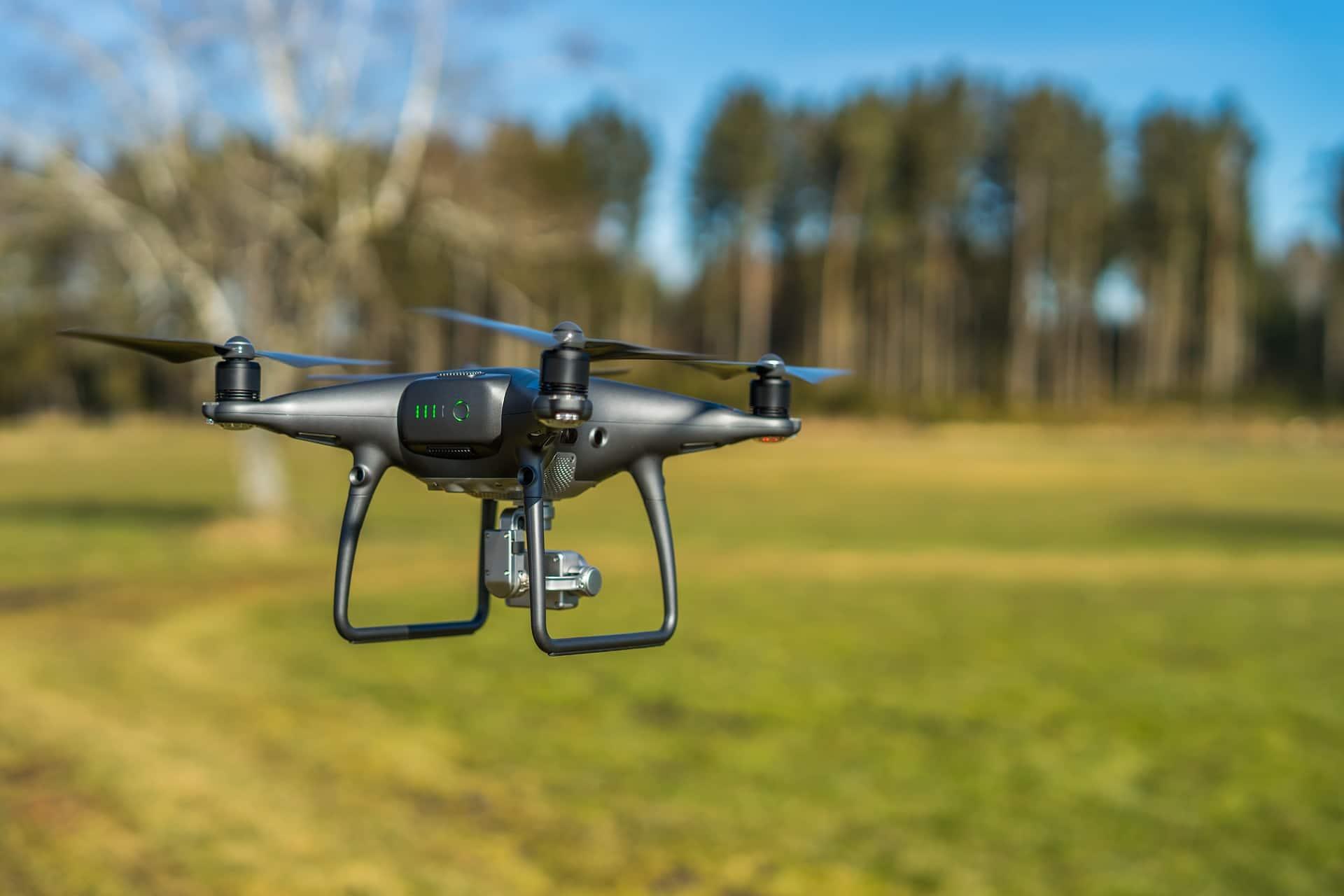 meilleur drone camera