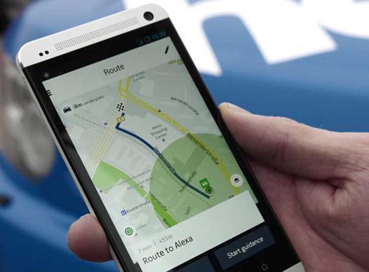 meilleur gps smartphone