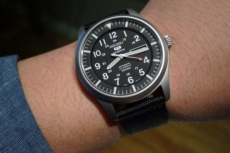 meilleur montre automatique homme