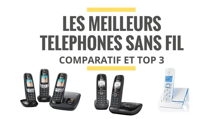 meilleur telephone fixe