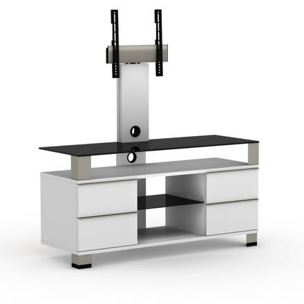 meuble tv avec support ecran plat