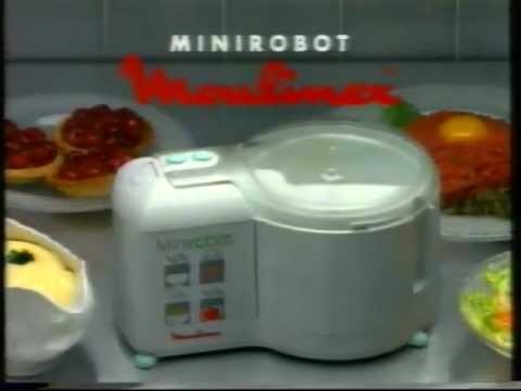 mini robot moulinex