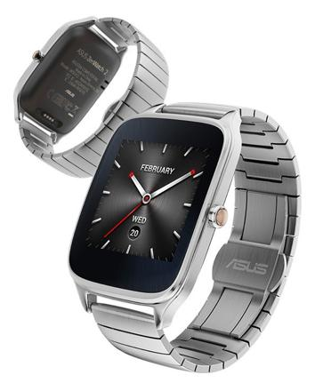 montre connectée asus zenwatch 2 gris silicone
