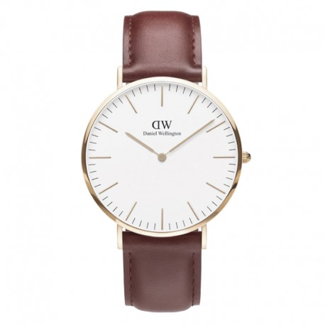 montre daniel wellington cuir