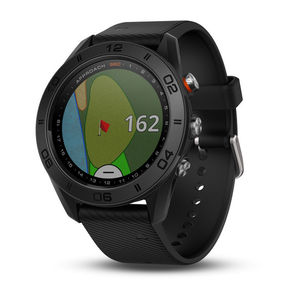 montre golf garmin