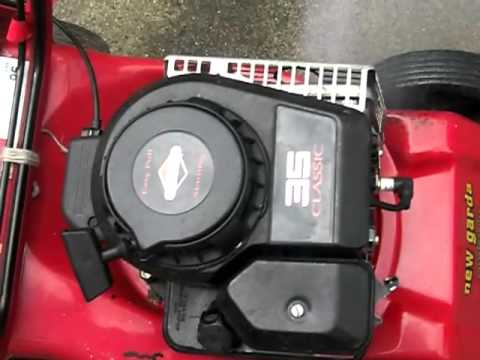 moteur briggs et stratton 35 classic