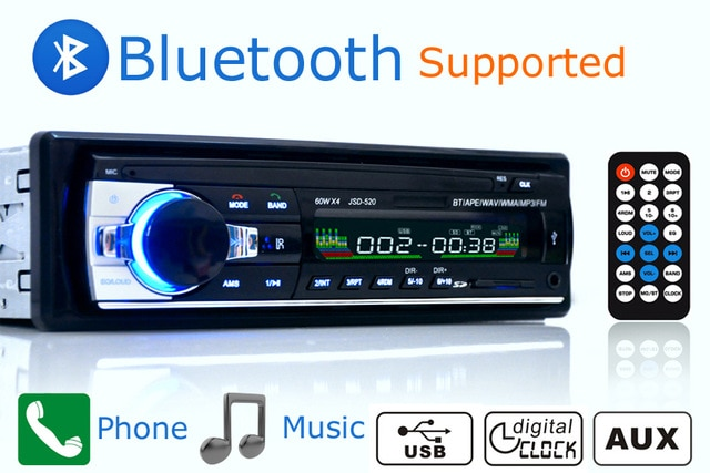 mp3 radio bluetooth