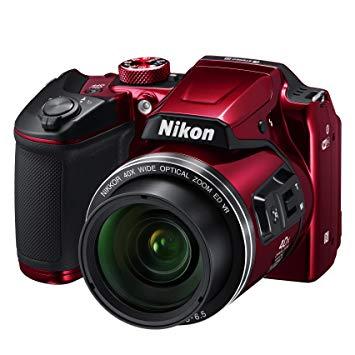 nikon b500 rouge