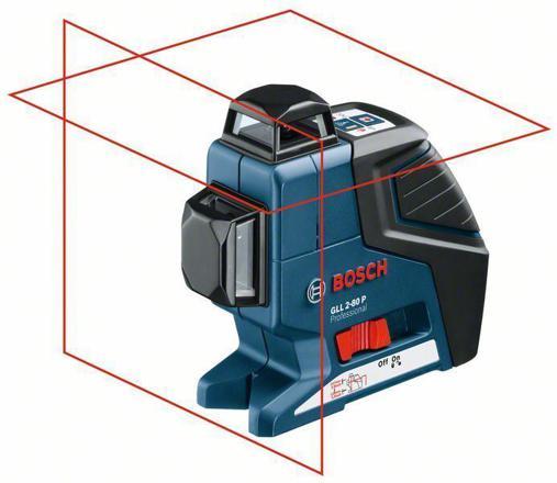 niveau laser bosch gll 2 80