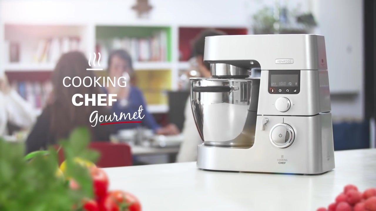 nouveau cooking chef