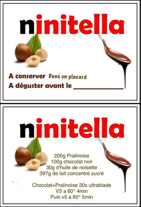nutella companion