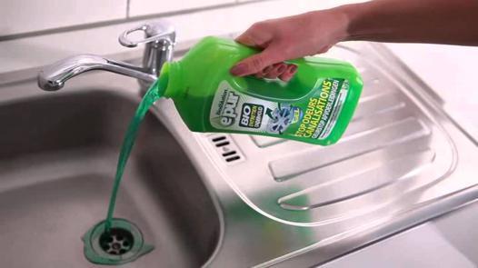 odeur de canalisation