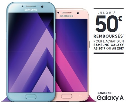 offre samsung a3 2017