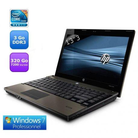 ordinateur portable hp windows 7 professionnel