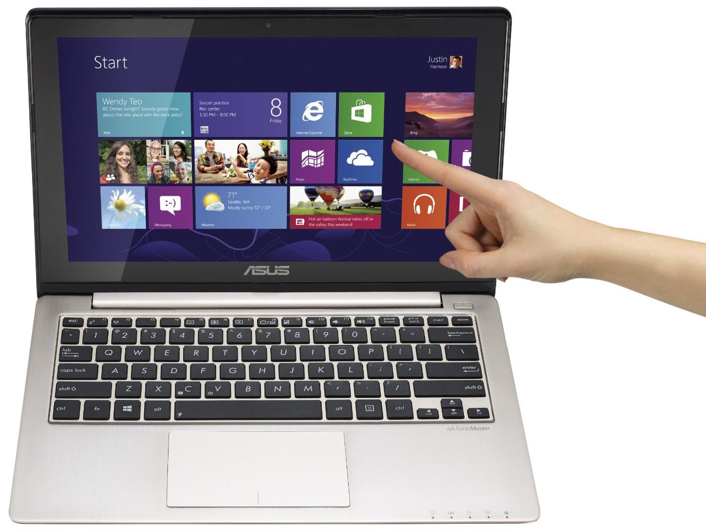 ordinateur portable windows 8 tactile