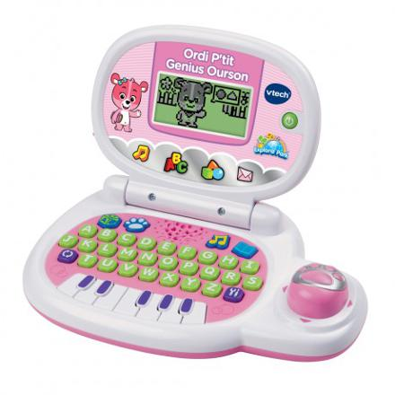 ordinateur vtech genius ourson