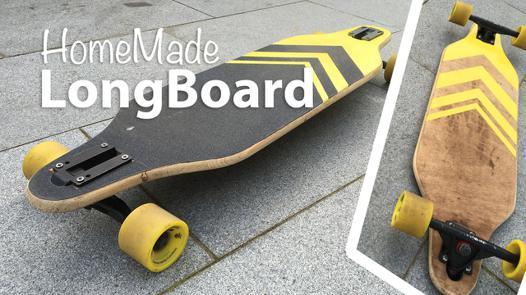 ou  un longboard