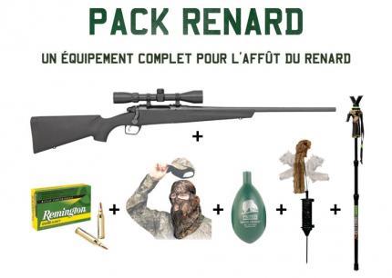 pack carabine