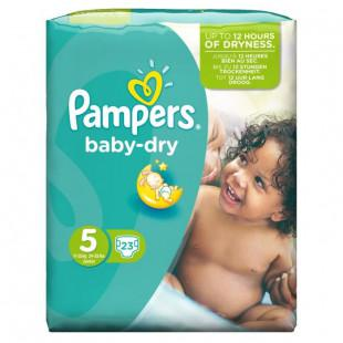 pampers taille 5 poids