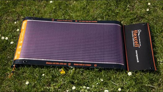 panneau solaire portable randonnée