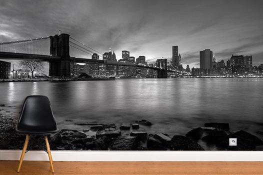papier peint new york