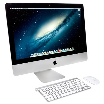 pc apple imac