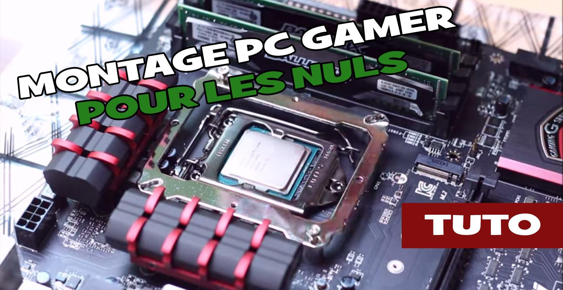pc gamer montage
