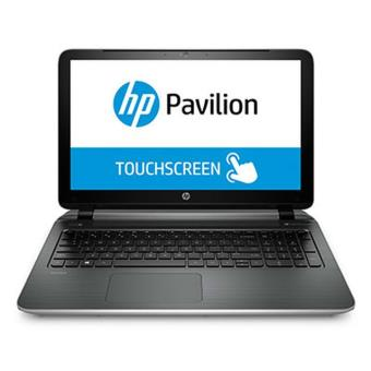 pc portable hp tactile
