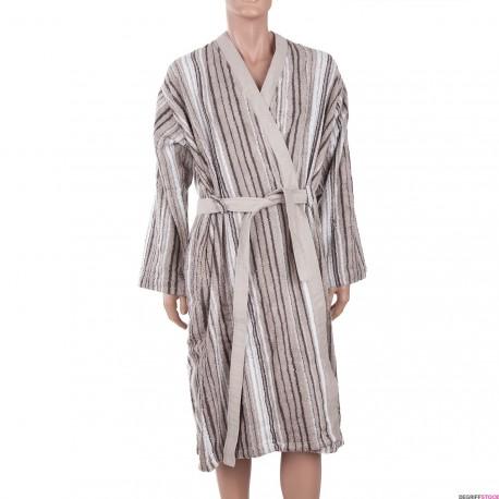 peignoir kimono homme