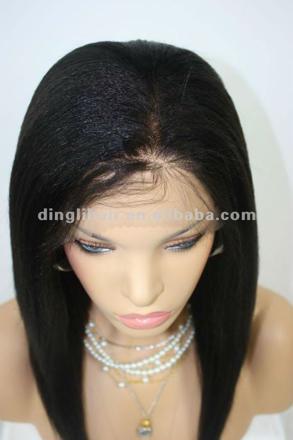 perruque naturelle pour black pas cher