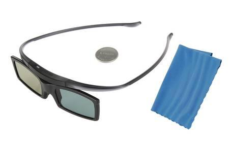 piles lunettes 3d samsung