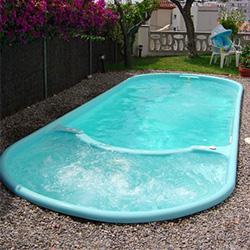 piscine coque pas cher