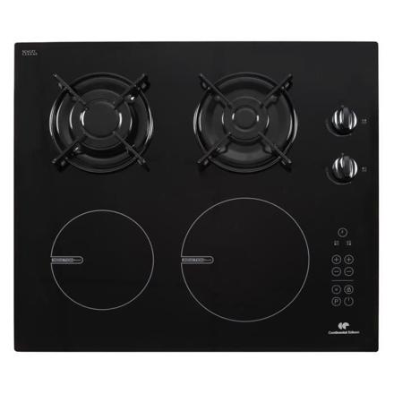 plaque de cuisson mixte gaz induction