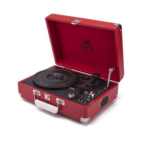 platine disque vintage