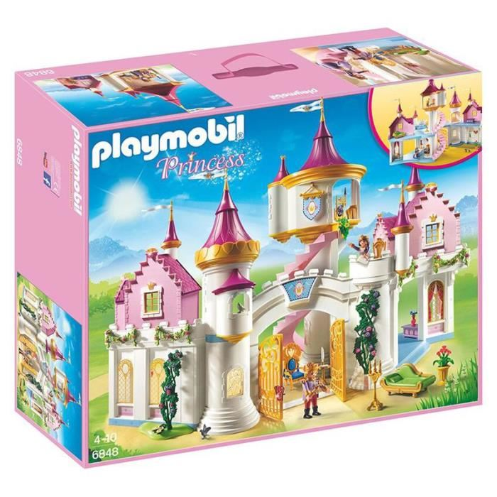 playmobil fille pas cher