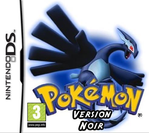 pokemon version noir ds