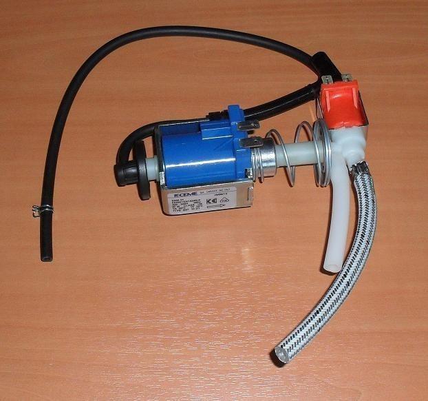 pompe centrale vapeur calor