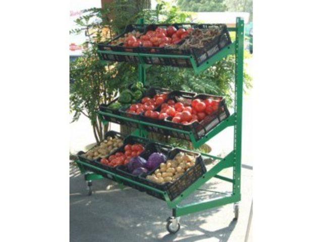 presentoir fruit et legumes