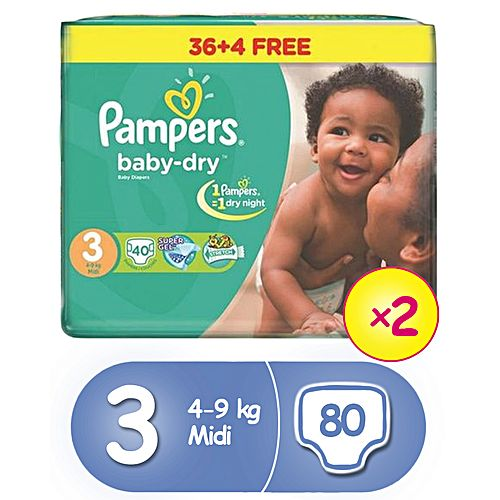 promo pampers baby dry