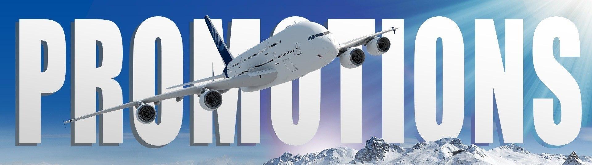 promotion billet d'avion