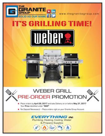 promotion weber