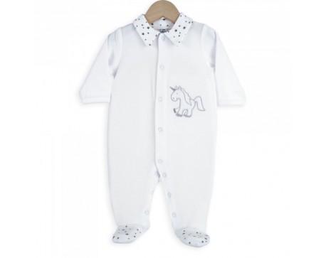 pyjama bebe velours