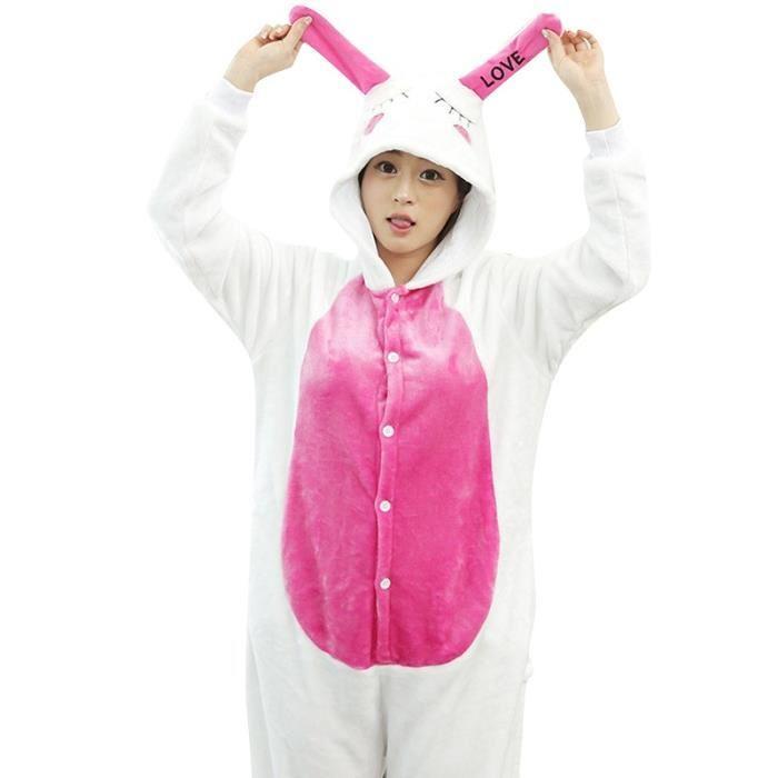 pyjama femme lapin