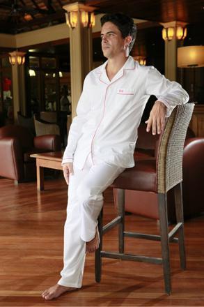 pyjama luxe homme