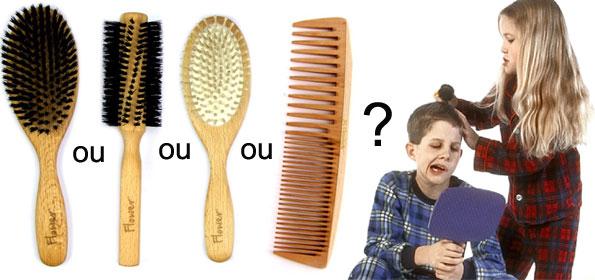 quelle brosse à cheveux choisir