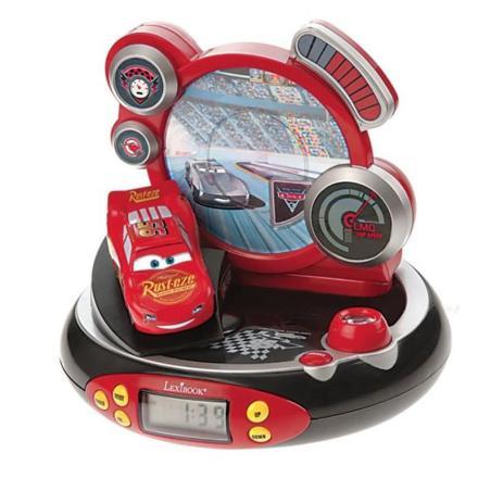 radio réveil cars