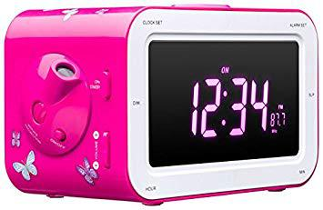 radio réveil fille 7 ans