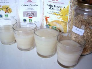 recette au lait d avoine